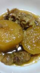 菊池隆志 公式ブログ/『豚肉と大根の煮物o(^-^)o 』 画像1