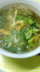 菊池隆志 公式ブログ/『カレー南蛮蕎麦♪o(^-^)o 』 画像3