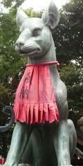 菊池隆志 公式ブログ/『こちらも御狐さん♪(^○^)』 画像2