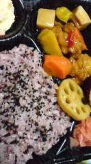 菊池隆志 公式ブログ/『野菜と鶏肉の甘酢あん弁当♪』 画像2