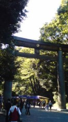 菊池隆志 公式ブログ/『参道♪o(^-^)o 』 画像1