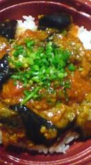 菊池隆志 公式ブログ/『麻婆茄子丼o(^-^)o 』 画像2
