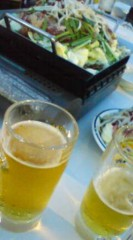 菊池隆志 公式ブログ/『ビアガーデン♪(  ̄▽ ̄*)』 画像1