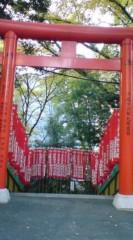 菊池隆志 公式ブログ/『帰りは稲荷参道♪(  ̄▽ ̄)』 画像1
