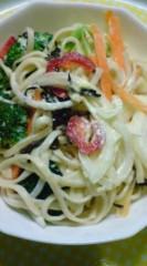 菊池隆志 公式ブログ/『適当サラダうどん♪o(^-^)o 』 画像2