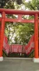 菊池隆志 公式ブログ/『稲荷参道♪(  ̄▽ ̄)』 画像1