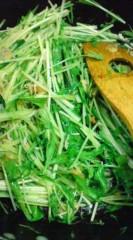 菊池隆志 公式ブログ/『みず菜♪o(^-^)o 』 画像2