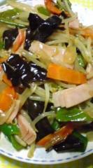 菊池隆志 公式ブログ/『野菜あんかけ素麺o(^-^)o 』 画像1