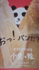 菊池隆志 公式ブログ/『あっ!パンだ?o(^-^)o 』 画像1