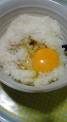 菊池隆志 公式ブログ/『卵かけご飯♪o(^-^)o 』 画像1