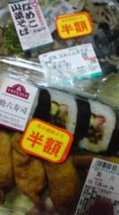 菊池隆志 公式ブログ/『蕎麦に海苔巻き♪o(^-^)o 』 画像1