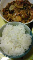 菊池隆志 公式ブログ/『豚キムチ飯♪( ●^o^●) 』 画像1