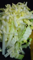 菊池隆志 公式ブログ/『白菜♪o(^-^)o 』 画像1