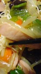 菊池隆志 公式ブログ/『野菜あんかけ素麺o(^-^)o 』 画像3