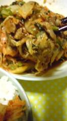 菊池隆志 公式ブログ/『豚キムチ飯♪( ●^o^●) 』 画像2