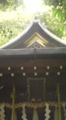 菊池隆志 公式ブログ/『参拝♪(  ̄人 ̄*)』 画像3