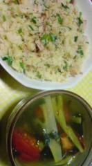 菊池隆志 公式ブログ/『スープから♪o(^-^)o 』 画像1