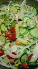菊池隆志 公式ブログ/『適当パスタサラダ�』 画像1