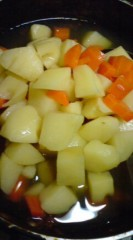 菊池隆志 公式ブログ/『再利用料理♪(  ̄▽ ̄)』 画像2