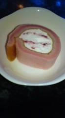 菊池隆志 公式ブログ/『苺の一口ロールケーキ♪』 画像1
