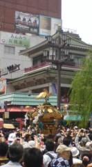 菊池隆志 公式ブログ/『三社祭♪(  ̄▽ ̄)』 画像2
