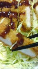 菊池隆志 公式ブログ/『チキンかつチーズ入り♪』 画像3