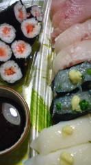 菊池隆志 公式ブログ/『寿司♪o(^-^)o 』 画像2