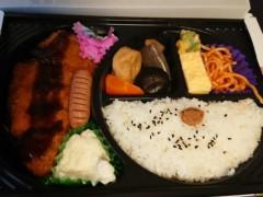 菊池隆志 公式ブログ/『豚カツ弁当♪(*^ー^)ノ♪』 画像1