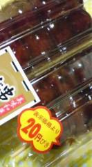 菊池隆志 公式ブログ/『串だんご( こしあん) ♪(^-^)』 画像1
