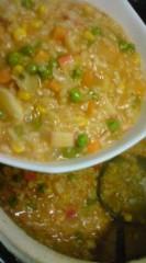 菊池隆志 公式ブログ/『適当トマトリゾット風雑炊♪』 画像2
