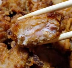 菊池隆志 公式ブログ/『香り立つ焦がし醤油鶏もも唐揚げ♪( ´∀`)』 画像3