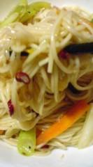 菊池隆志 公式ブログ/『焼き素麺完成♪(  ̄▽ ̄)』 画像2