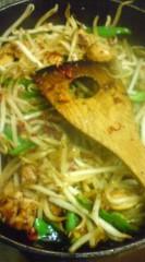 菊池隆志 公式ブログ/『毎度の肉野菜炒め(^_^;) 』 画像1