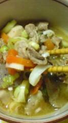 菊池隆志 公式ブログ/『豚汁♪( ●^o^●) 』 画像1
