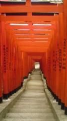 菊池隆志 公式ブログ/『戻り稲荷参道♪(  ̄▽ ̄)』 画像1