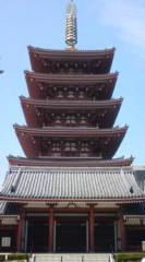 菊池隆志 公式ブログ/『浅草寺♪(  ̄▽ ̄)』 画像3