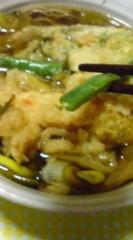 菊池隆志 公式ブログ/『二杯め天ぷら蕎麦♪o(^-^)o 』 画像3