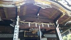 菊池隆志 公式ブログ/『本殿参拝♪(*^ー^)ノ♪』 画像3