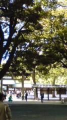 菊池隆志 公式ブログ/『明治神宮♪(  ̄▽ ̄)』 画像3