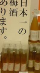 菊池隆志 公式ブログ/『日本一の梅酒!?o(^-^)o 』 画像1