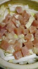 菊池隆志 公式ブログ/『白菜1/2♪ o(^-^)o』 画像1