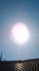 菊池隆志 公式ブログ/『太陽ぉ♪(  ̄◇ ̄*)』 画像1