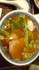 菊池隆志 公式ブログ/『蕎麦屋さんの中華そば♪』 画像1