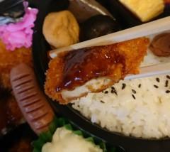菊池隆志 公式ブログ/『豚カツ弁当♪(*^ー^)ノ♪』 画像2