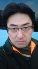 菊池隆志 公式ブログ/『ロケバス前で♪o(^-^)o 』 画像1