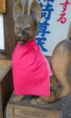 菊池隆志 公式ブログ/『金色狛きつねさん♪(*^ー^)ノ♪』 画像2