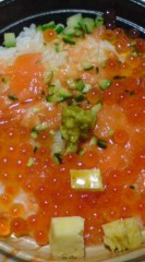 菊池隆志 公式ブログ/『鮭の親子丼o(^-^)o 』 画像2