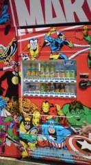 菊池隆志 公式ブログ/『アメコミヒーロー自販機!?( ゜_゜) 』 画像1