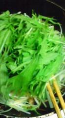 菊池隆志 公式ブログ/『みず菜♪o(^-^)o 』 画像3