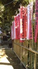 菊池隆志 公式ブログ/『迫力感じる幟♪o(^-^)o 』 画像1